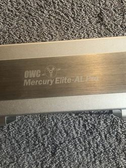 OWC Mercury Elite Pro 1 TB Drive - USB and FireWire for Sale in Los Angeles,  CA