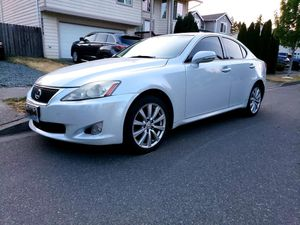2009 Lexus is250 for Sale in Arlington, WA