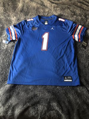 Florida Gators Football Jersey for Sale in Tampa, FL