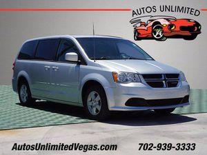2012 Dodge Grand Caravan for Sale in Las Vegas, NV