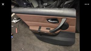 BMW rear door panel and handle for Sale in La Mesa, CA