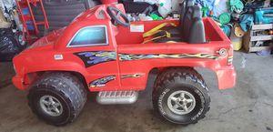 Power wheels Silverado truck for Sale in Pomona, CA