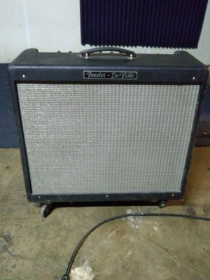 Fender Hot Rod DeVille 2x12 made in Usa for Sale in Cleveland, OH