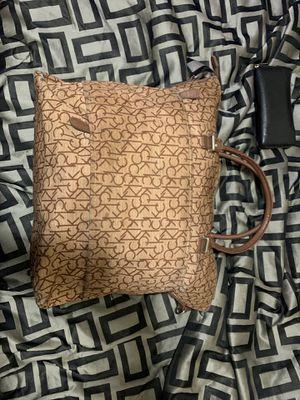 Calvin Klein jumbo over night bag for Sale in Gaithersburg, MD