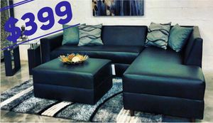 Sectional Sofa Couch - Muebles Nuevos for Sale in Miami, FL