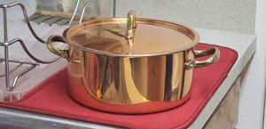 Mauviel M'Heritage Copper M150B 8-Quart Stock pot for Sale in Kent, WA