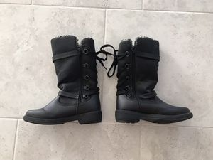 Women's black totes brand size 7 NEW for Sale in Kissimmee, FL