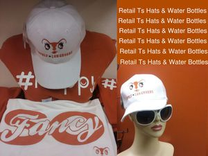 Ladies Ts Hats & Water bottles for Sale in Austin, TX