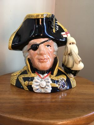 Royal Doulton Vice-Admiral Lord Nelson for Sale in Alexandria, VA