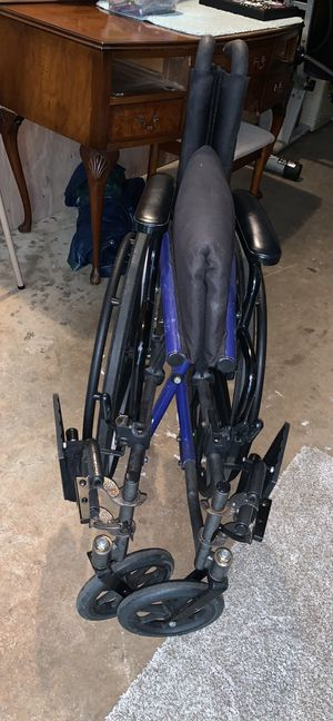 Evermed Wheelchair lightweight for Sale in Montgomery, AL