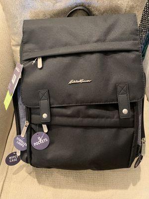 Eddie Bauer Cascade Back Pack Diaper Bag for Sale in Pomona, CA
