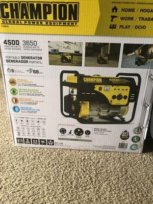 generator for Sale in Pottstown, PA
