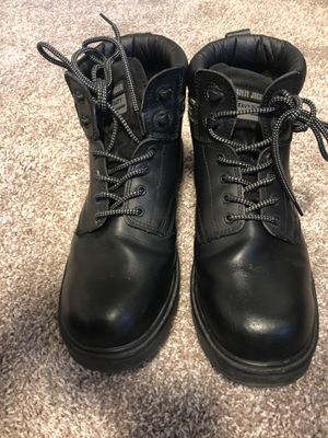 Work boots safety jogger 11 1/2 for Sale in Leander, TX