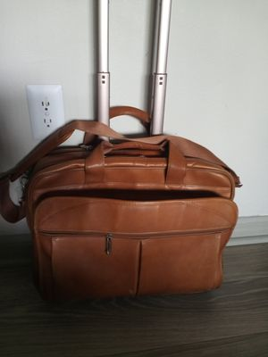 Solo leather computer bag for Sale in Ocala, FL