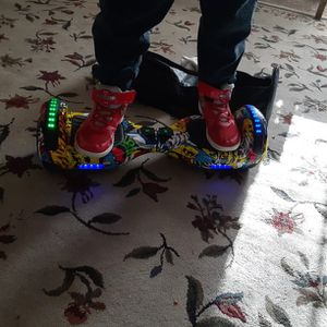 Graffiti X6 Bluetooth Hoverboard for Sale in Graham, NC