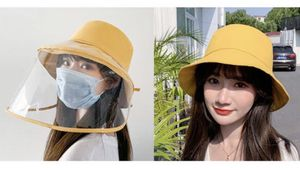 Removable protective bucket hat (Yellow) for Sale in Enola, PA