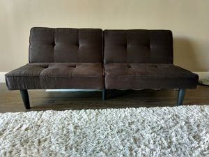 Futon Sofa (Convertible) for Sale in Los Angeles, CA