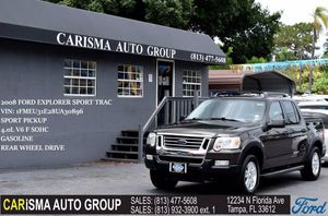 2008 Ford Explorer Sport Trac for Sale in Tampa, FL