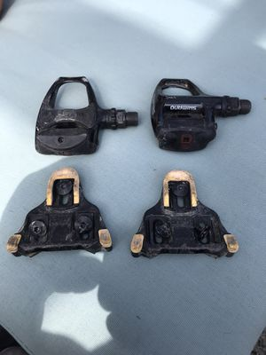 Shimano road cycling pedals for Sale in SeaTac, WA