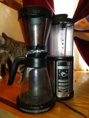 Ninja coffee Brewer for Sale in Saucier, MS