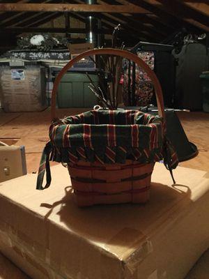 Longaberger baskets for Sale in Jackson, NJ