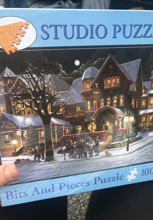 1000 piece brand new still in Shrink wrap jigsaw puzzle for Sale in Snohomish, WA