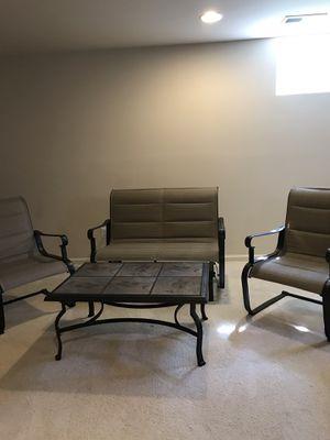 Patio furniture for Sale in Ashburn, VA