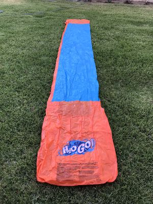 Water slide H2O go for Sale in Fresno, CA