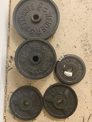 Weights for Sale in Chandler, AZ