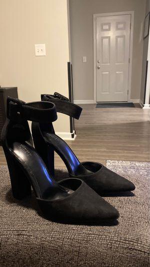 Black heels - size 8.5 for Sale in Richlands, NC