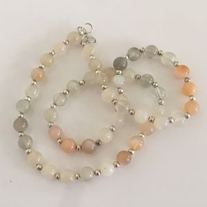 Beach moonstone gemstone necklace jewelry for Sale in King of Prussia, PA
