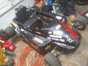Racing cart for Sale in Columbus, MN