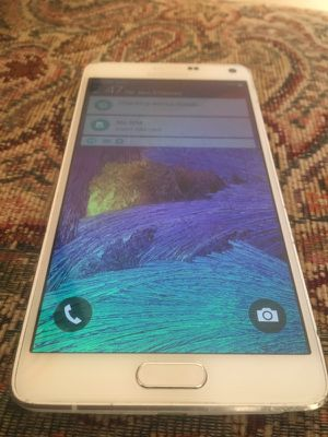 Factory Unlocked Samsung Galaxy Note 4 for Sale in Olmsted Falls, OH
