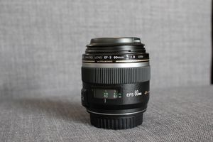 Canon EF-S 60mm f/2.8 Macro USM for Sale in San Francisco, CA