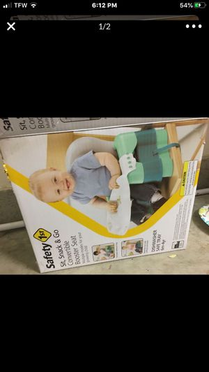 Baby convertible booster seat for Sale in Lake Elsinore, CA