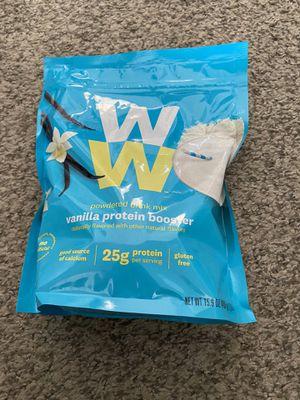 WW Vanilla protein booster 25G protein expiration 7/2021 for Sale in Chandler, AZ