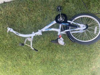 Kids Trailer bike for Sale in Stockton,  CA