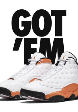 ❌SOLD OUT❌ Jordan 13's Starfish Size 9.5 DeadStock Cash Only No 🚫 Trades Delivery Fee May Apply for Sale in North Las Vegas,  NV