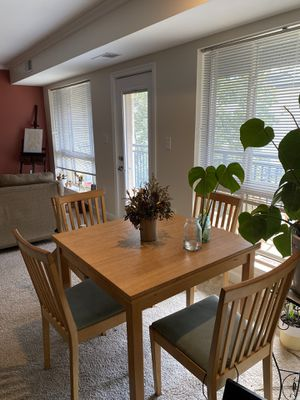 IKEA kitchen table with chairs for Sale in Silver Spring, MD
