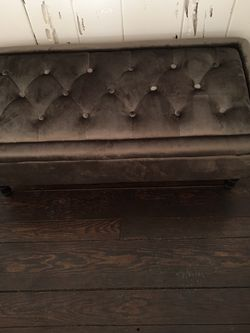 Beautiful Tufted Ottoman Bench- Just Arrived for Sale in Cleveland,  OH