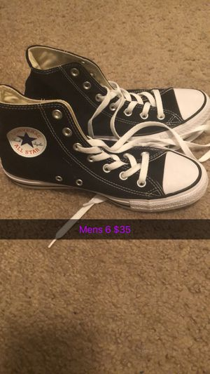 Converse size 6 for Sale in Salt Lake City, UT