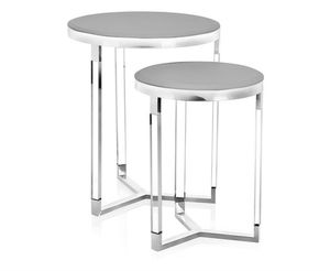 Brand New ZGallerie Table set of 2 coffee table/end tables for Sale in New York, NY