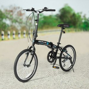 "20"" 7-Speed Lightweight Iron V-Brakes Folding Bike for Sale in Chula Vista, CA"
