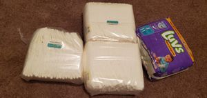 Size 2 diapers for Sale in San Bernardino, CA