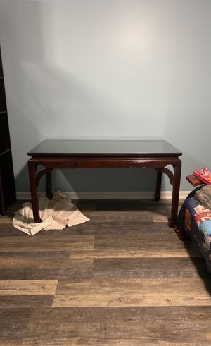 Wood table for Sale in Burke, VA