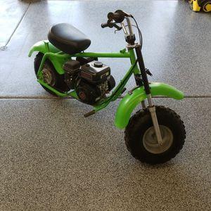 Baja Warrior Minibike 212cc for Sale in Chandler, AZ