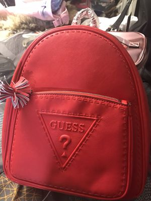 Guess backpack for Sale in Mesquite, TX