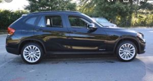 2013 BMW X1 parts only parts only drivable NO TITLE for Sale in Washington, DC