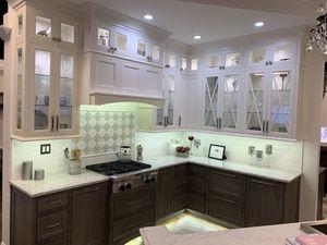 Kitchen and bathroom cabinets for Sale in Manassas, VA
