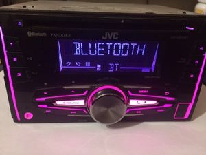 Double Din CD mp3 Bluetooth player USB for Sale in Washington, DC